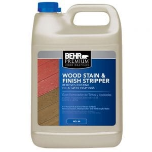 Behr Stain Stripper Review