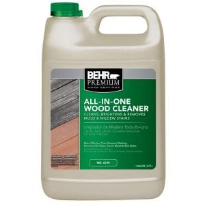 BEHR Premium 2-In-1 Deck Cleaner