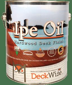 IPE Oil Hardwood Stain Review