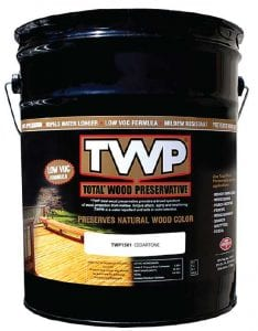 TWP 1500 Stain Review