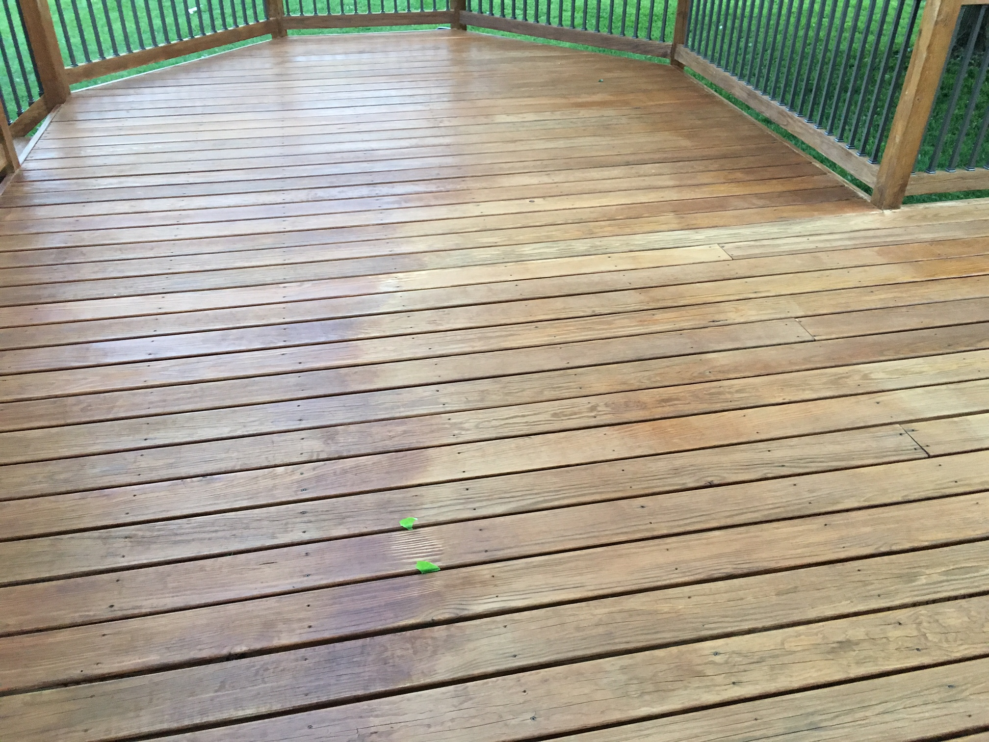 Deck Boards Blotchy How To Fix Used Defy Extreme Deck Stain Questions And Answers Best Deck Stain Reviews Ratings Forum