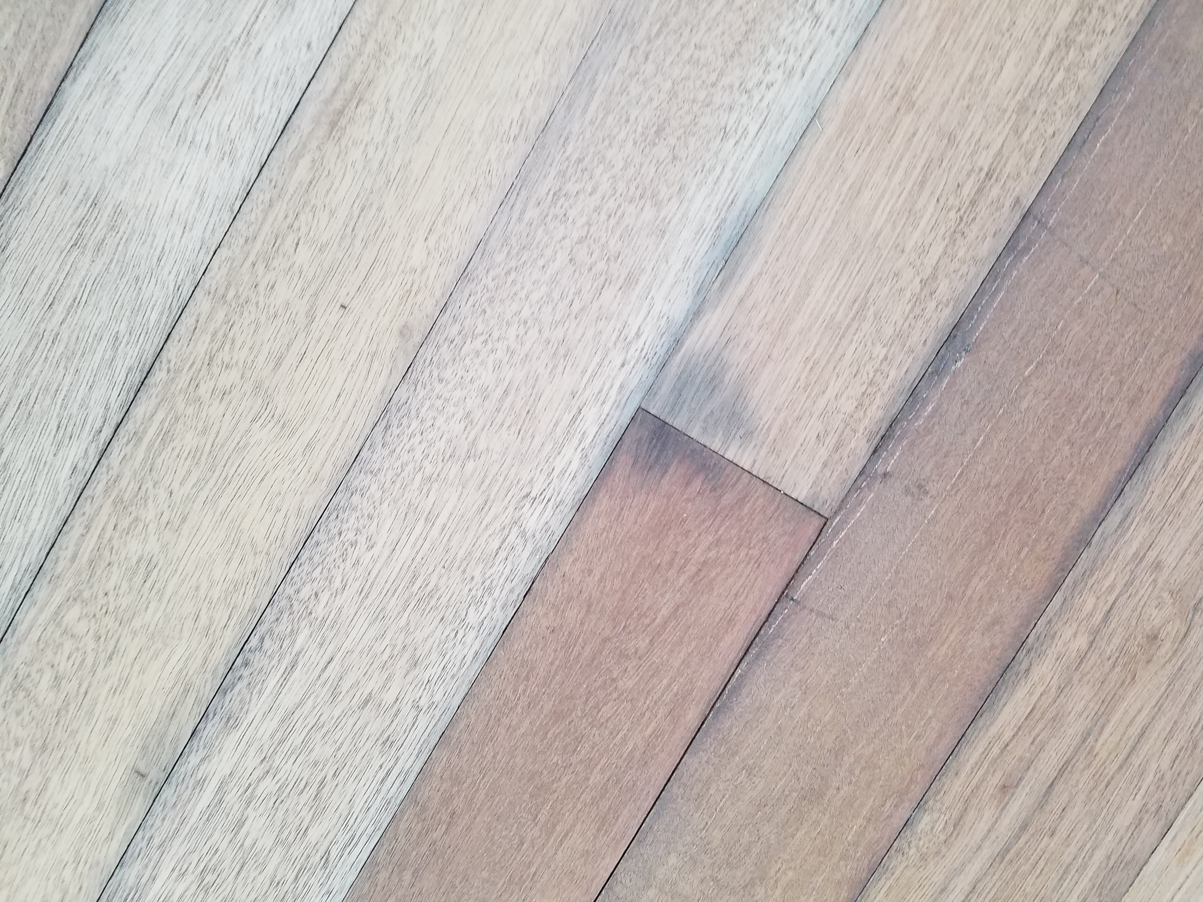 Black Spots On Mahogany Porch Deck Cleaning Questions