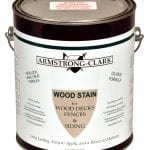 Armstrong Clark Wood Stain Rating
