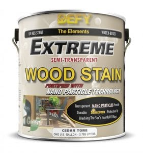 Defy Extreme Wood Deck Stain Review