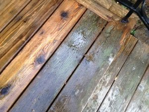Strip of Clean the Deck