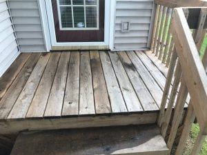 Deck After Prep