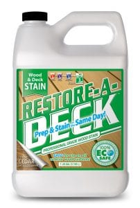 Restore A Deck Wood Hardwood and IPE Stain Review