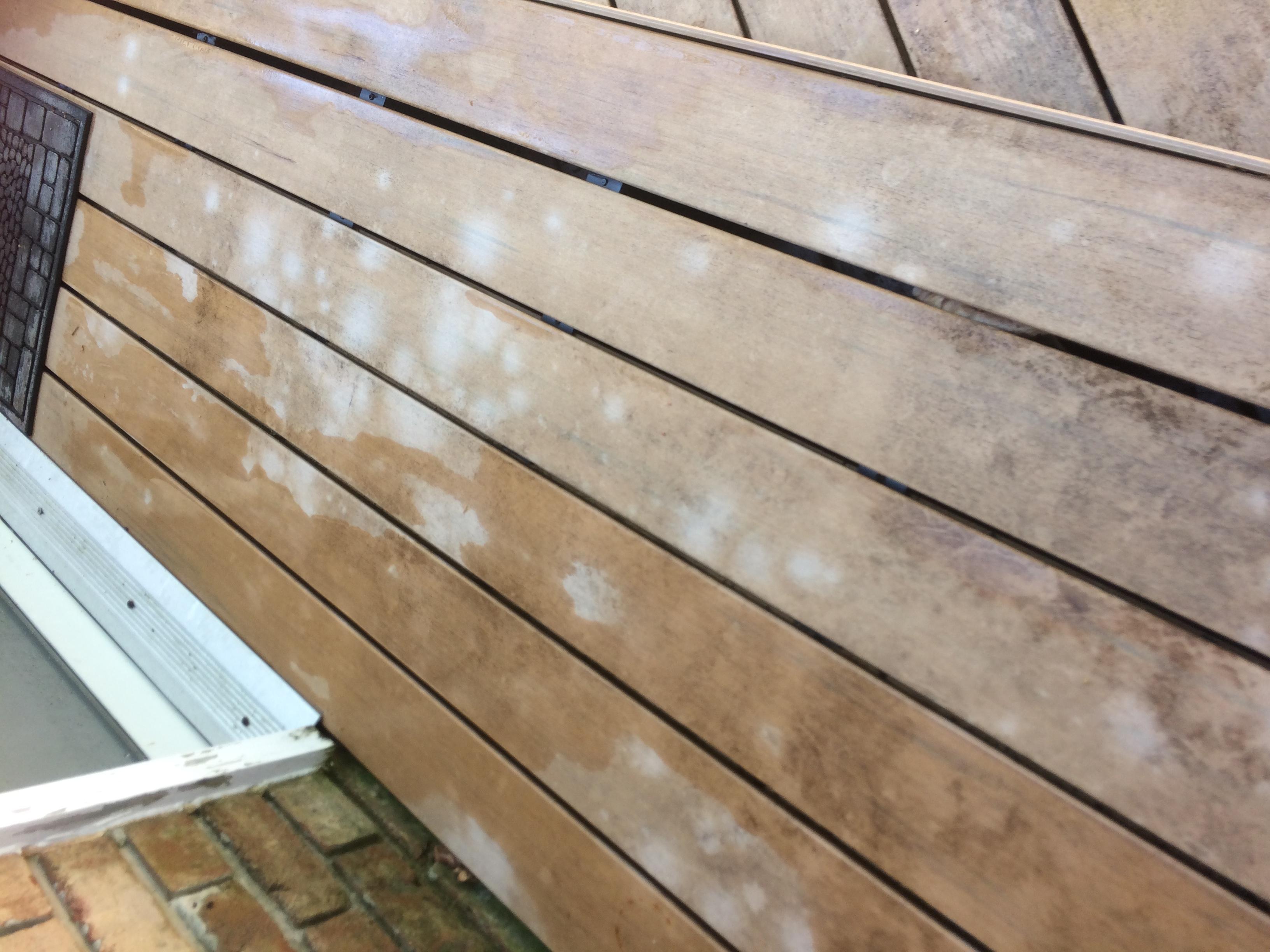 Staining Composite Decks Best Deck