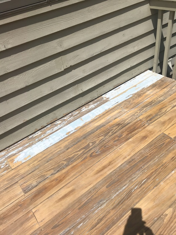 Removing A Solid Deck Stain Best Deck Stain Reviews Ratings