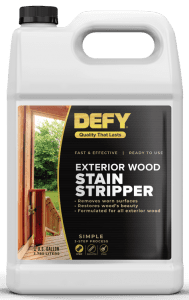 Defy Wood Deck Stain Stripper