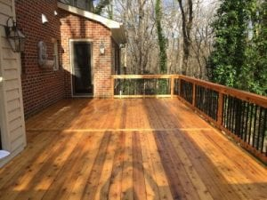 How to Apply Deck Stain in Sun