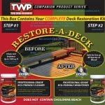 Gemini Restore-A-Deck Kit