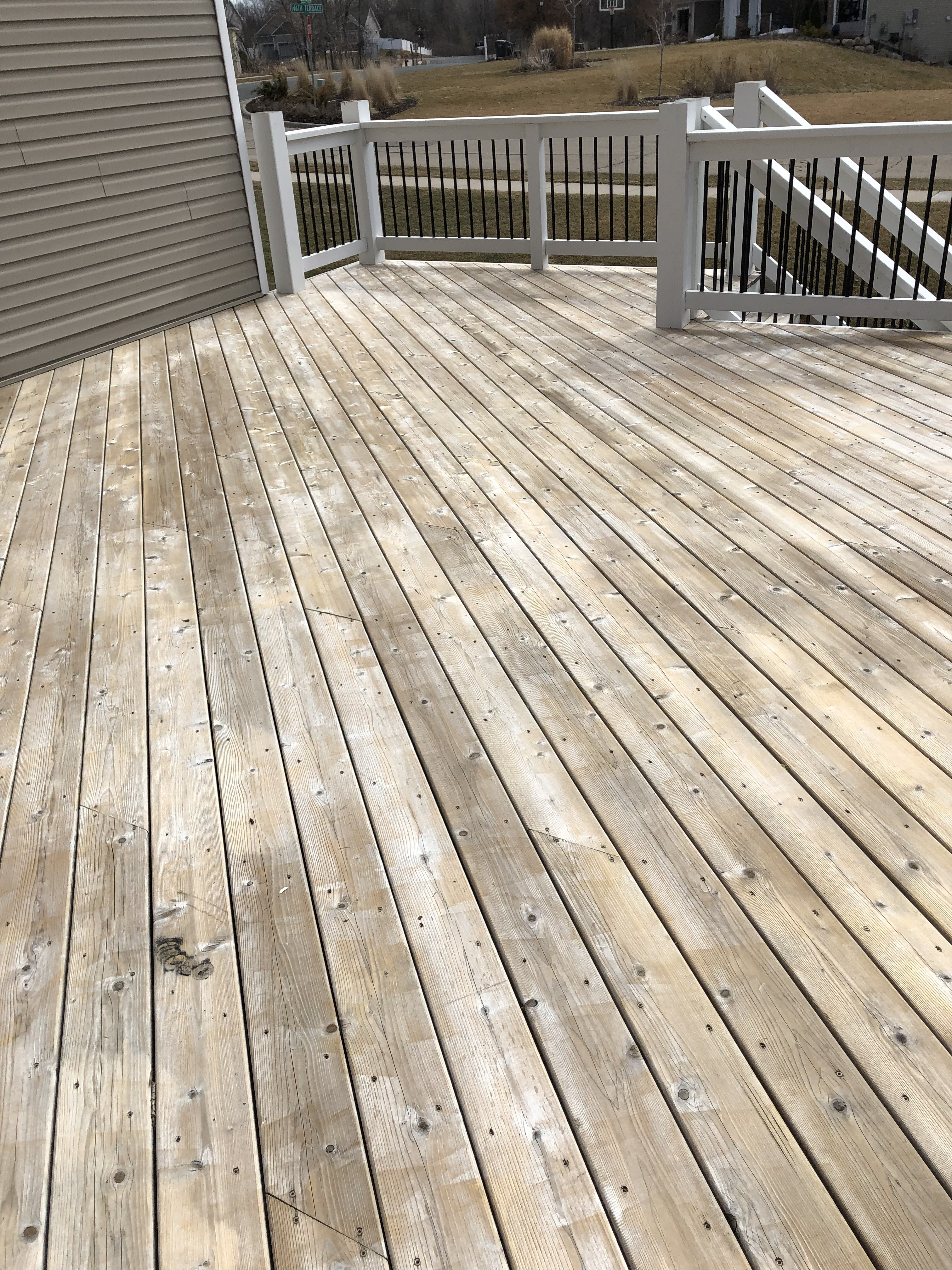 Prepping Your Wood Deck Cleaning Best Stain Reviews Ratings