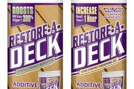 Restore-A-Deck Stripper Booster and Thickening Gel