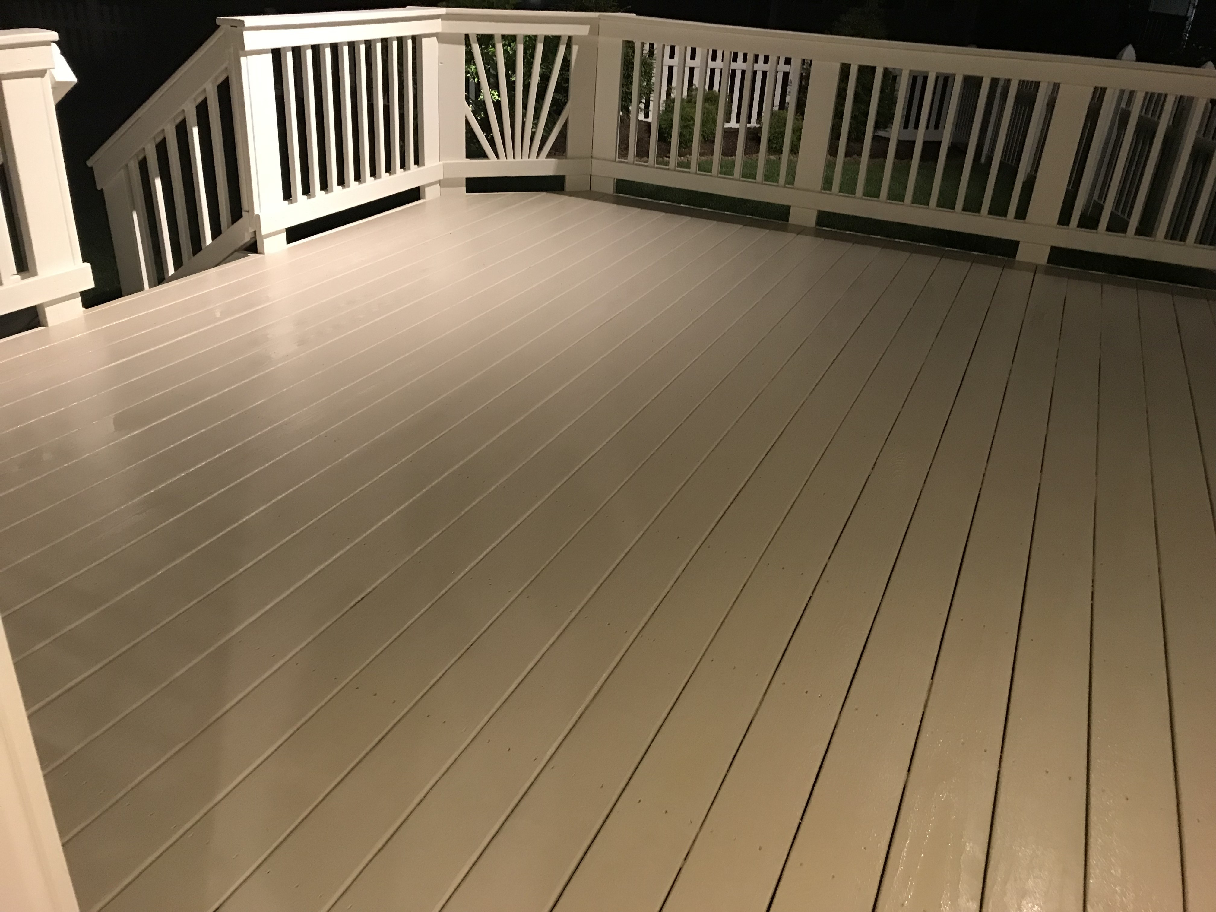 It Rained Shortly After Staining  What to do? | Best Deck Stain