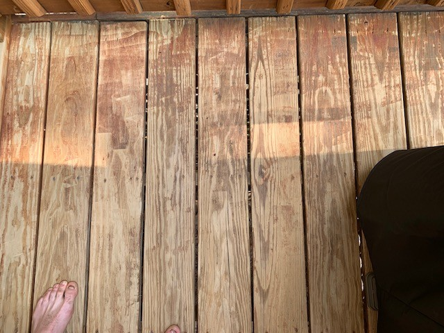 When to use a Deck Stripper vs a Deck Cleaner   Best Deck