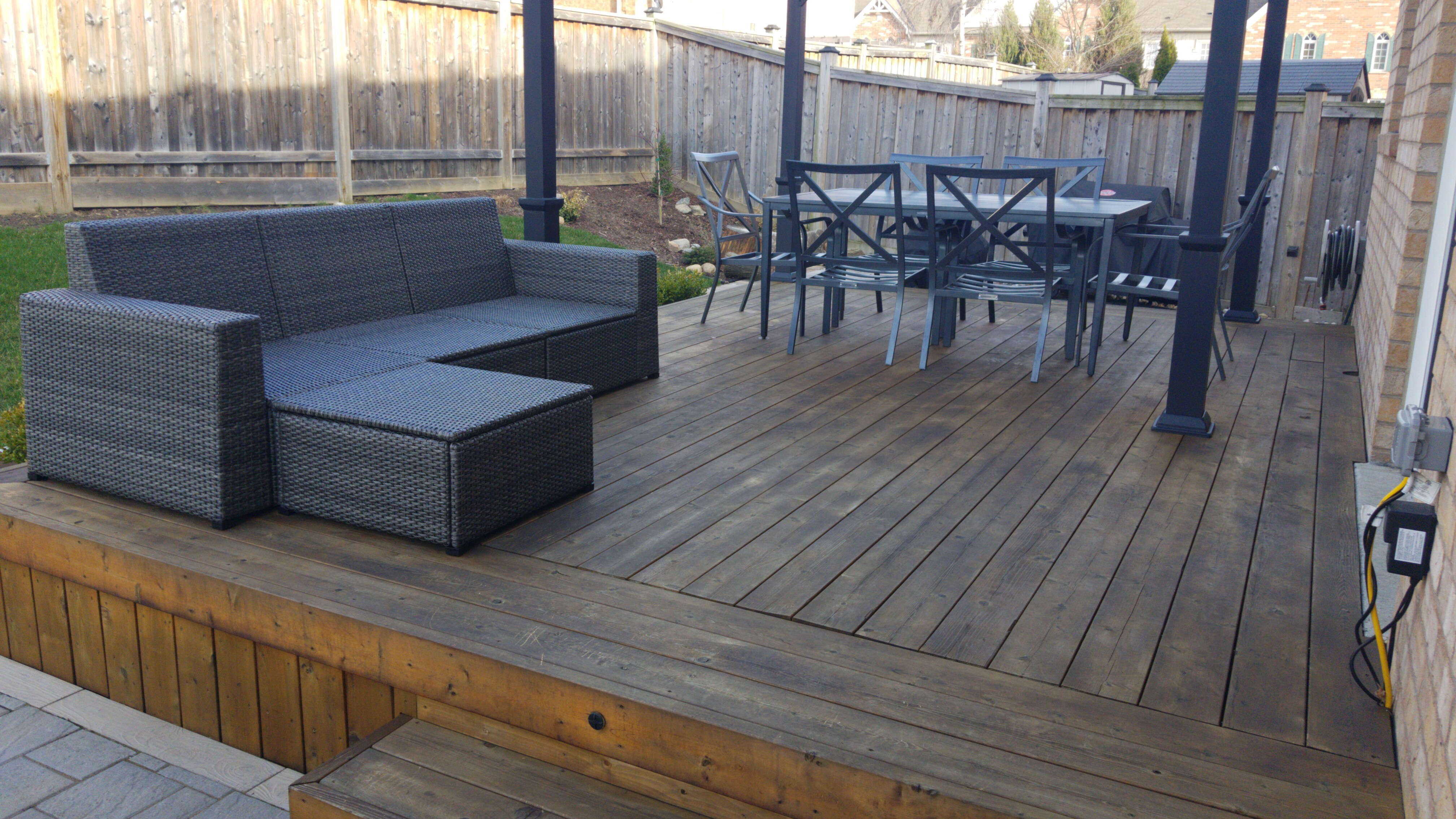 Superdeck Stain Review Best Deck Reviews Ratings
