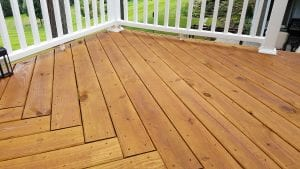 Deck Stain Types