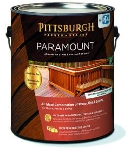 Pittsburgh Paramount Stain Review