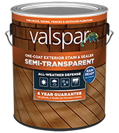 Valspar Wood and Deck Stain Review