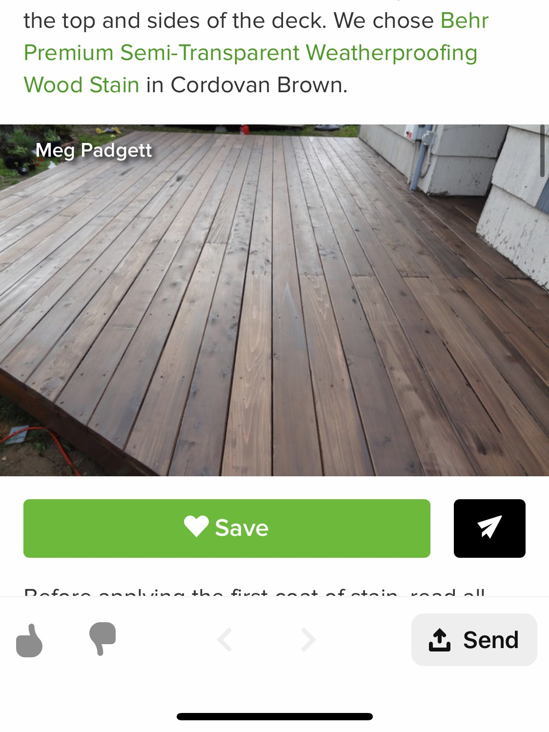 Deck Stains 2020 Best Deck Stain Reviews Ratings