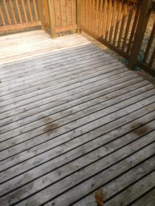 deck after olympic deck cleaner