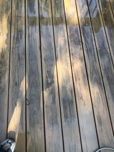 Deck Stain issue 2